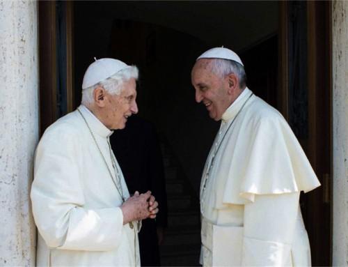 Analisi: sul celibato, ciò che Benedetto non può dire e Francesco non deve sentire