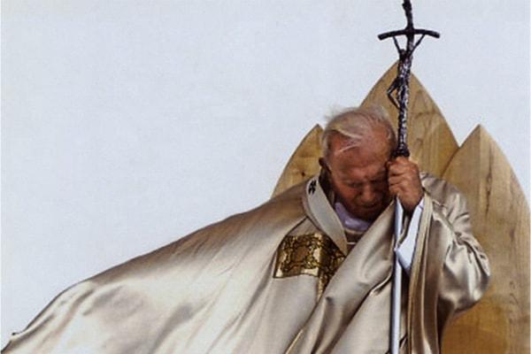 Papa San Giovanni Paolo II