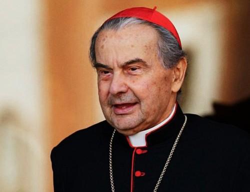 """Card. Caffarra: """"Giovanni Paolo II ci chiedeva di essere scopritori e testimoni della verità del bene inscritto nellarelazioneuomo-donna"""""""