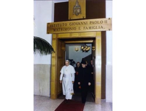 La triste parabola discendente dell'Istituto Giovanni Paolo II