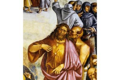 L'Anticristo - duomo di Orvieto