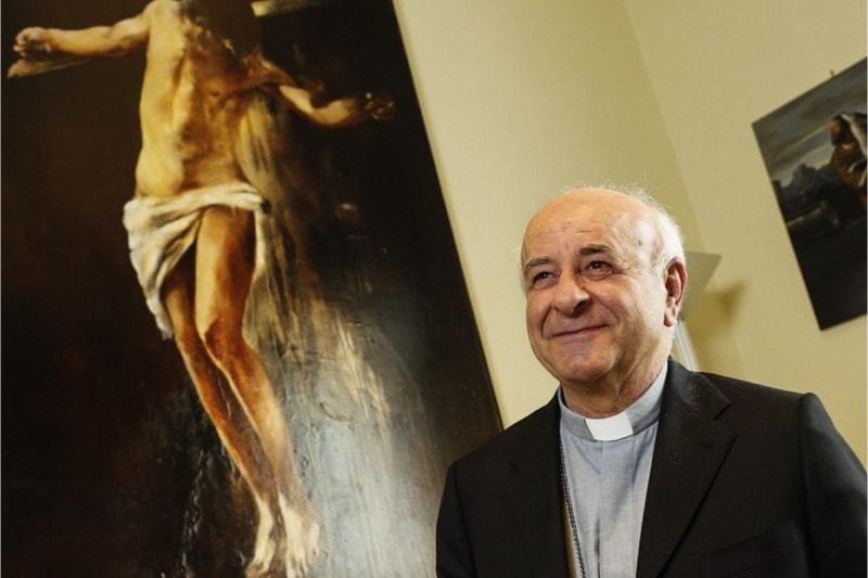 Mons. Vincenzo Paglia (foto: CNS)