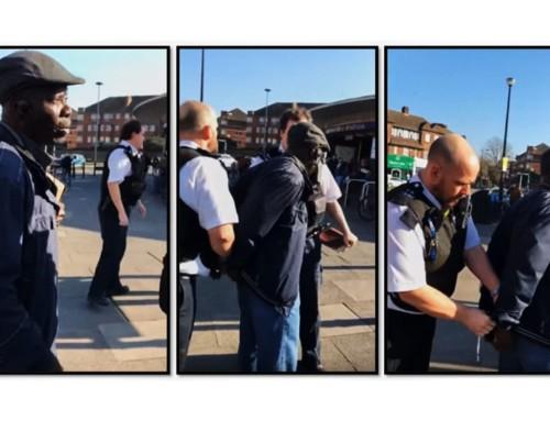 Predicatore di strada cristiano risarcito dopo l'arresto illegale a Londra