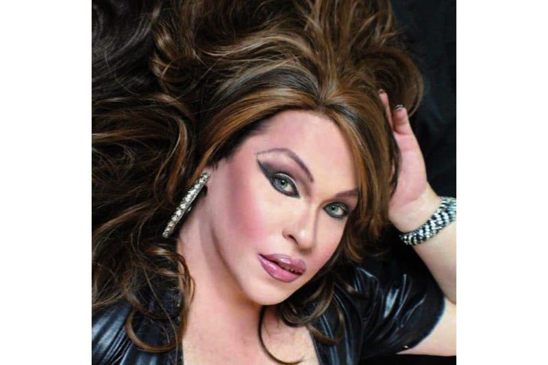 ex drag queen Kevin Whitt