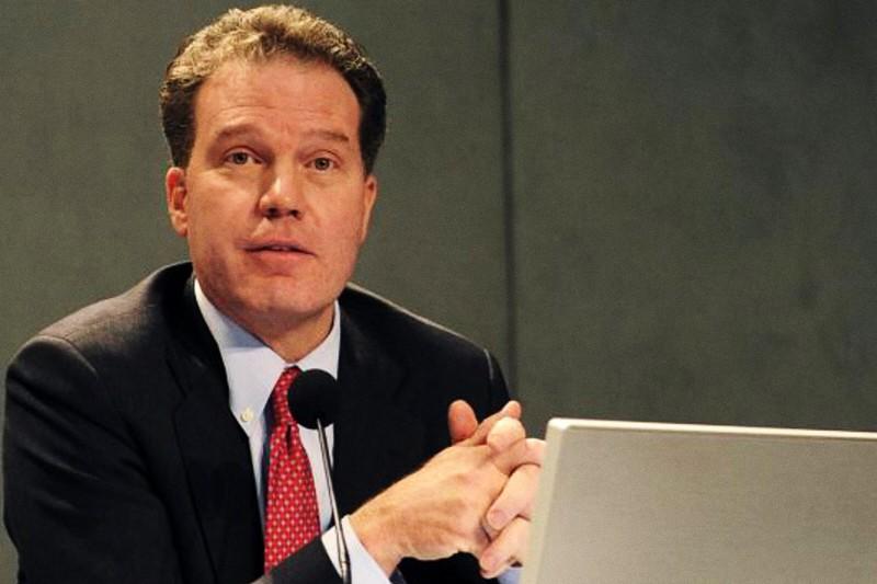 Greg Burke, ex portavoce Sala Stampa Vaticana
