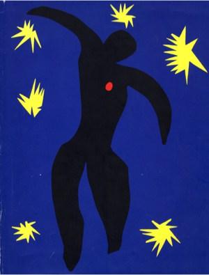 Icaro di Henri Matisse (anno 1947)