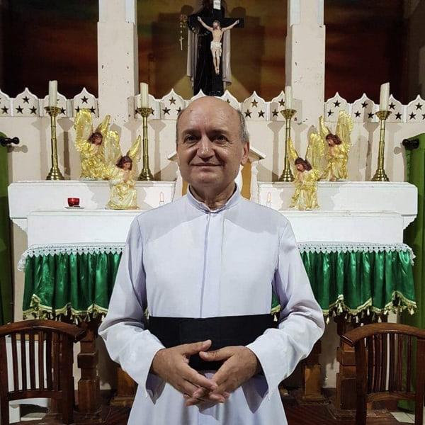 Massimo Lapponi, monaco benedettino