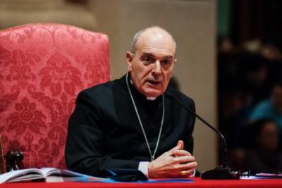 Mons. Massimo Camisasca, vescovo di Reggio Emilia-Guastalla