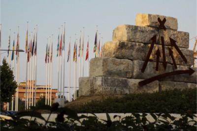 Rimini, Monumento a don Giussani