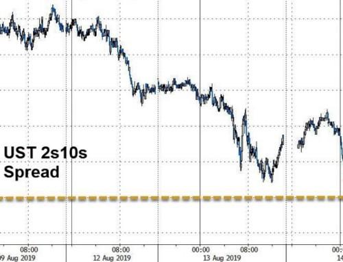 Il conto alla rovescia della recessione è iniziato? Le curve dei rendimenti a 2 e 10 anni dei titoli di Stato USA si sono invertite