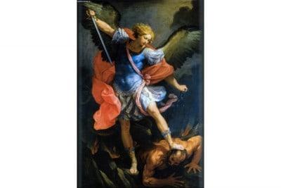Guido Reni - San Michele Arcangelo