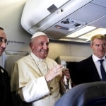 Papa Francesco: non ho paura di un possibile scisma, ma prego perché non accada.