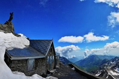 Madonna di Rocciamelone (santuario più alto d'Europa)