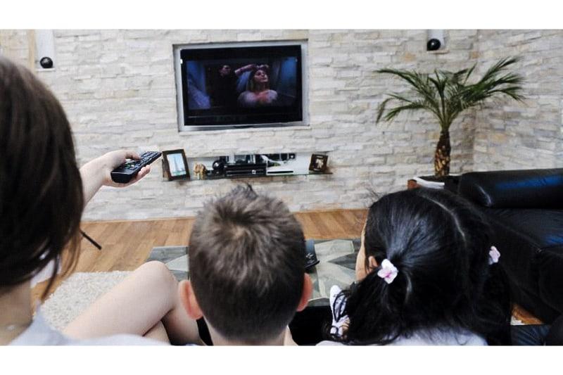 Televisione e famiglia