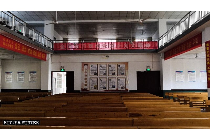 chiesa cinese