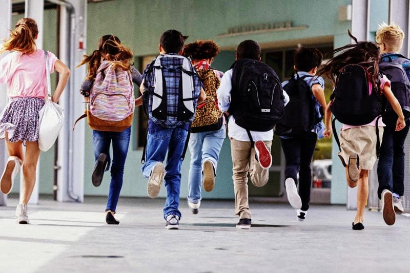scuola studenti ragazzi