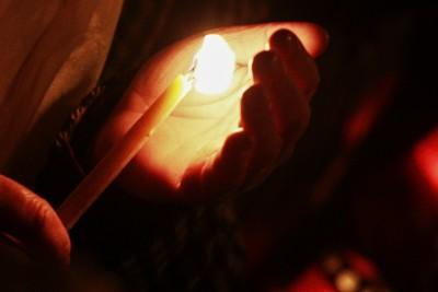 veglia di preghiera