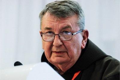 Padre Thomas Weinandy è un teologo cappuccino