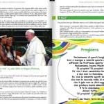 La preghiera alla dea Pachamama è presente nel materiale della Fondazione Missio, organismo della C.E.I.