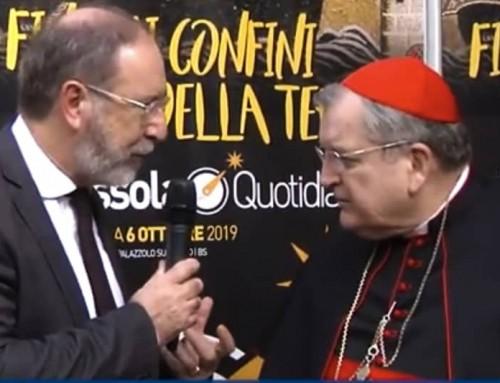Video-intervista al card. Burke: proselitismo no, ma l'evangelizzazione è un nostro dovere