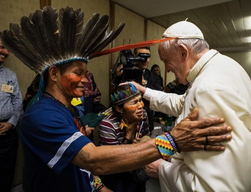 Papa Francesco: ecco come ho avuto la conversione ecologica, che tutti dovrebbero avere.