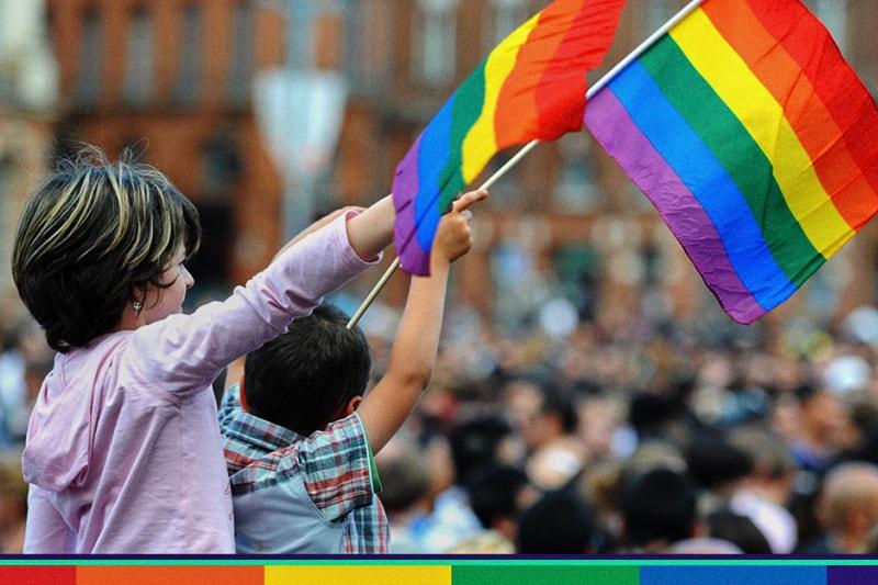 LGBT e bambini