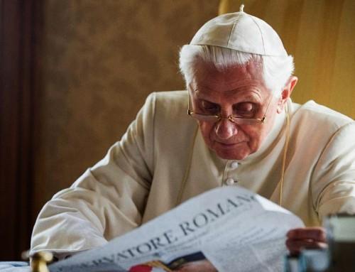 """Benedetto XVI: """"Ciascuno di noi ha una missione, ciascuno è chiamato a cambiare il mondo, ad operare per una cultura della vita"""""""