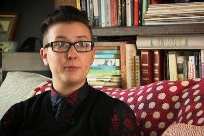 Charlie Evans, ex transgender
