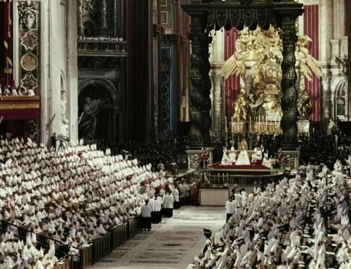 """Il Vaticano II è stato davvero il """"seme dell'errore""""? O era """"una verità ricevuta solo a metà""""?"""