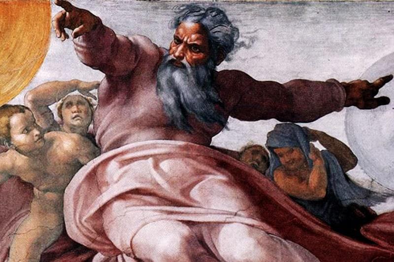Dio creatore del mondo