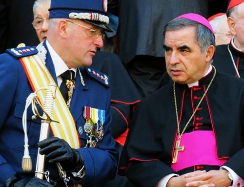 Le misteriose dimissioni del comandante della Polizia Vaticana Giani