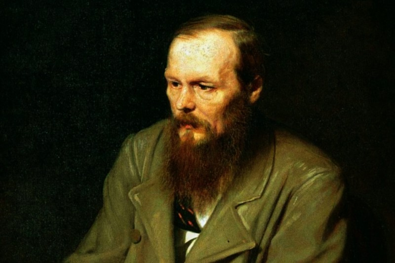 Fedor Dostoevskij, scrittore russo
