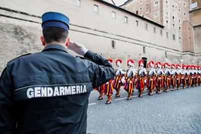 Gendarme vaticano