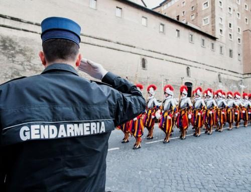 Un tentativo di capire il raid della polizia in Vaticano