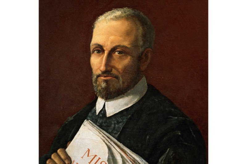Giovanni Pierluigi da Palestrina, compositore e musicista (Photo by DeAgostini/Getty Images)