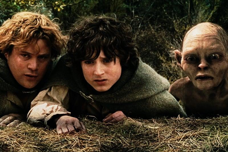 Il Signore degli Anelli (screenshot dal film)