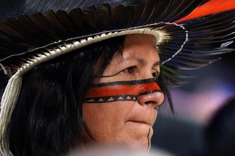 Indigeno amazzonia