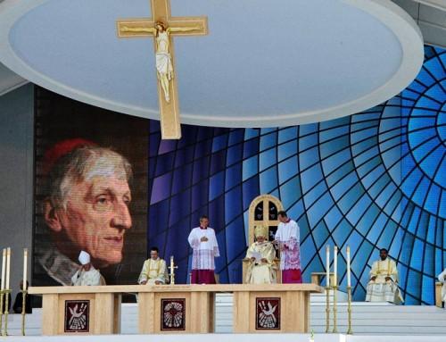 """Card. Newman: """"Egli non mi ha creato per niente. Compirò la sua opera; sarò un predicatore di verità proprio nel mio posto"""""""