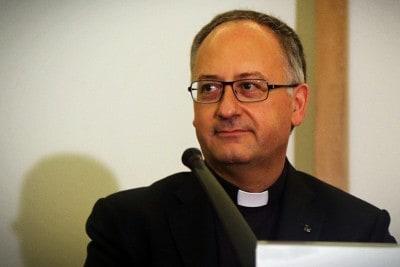 Padre Antonio Spadaro, gesuita