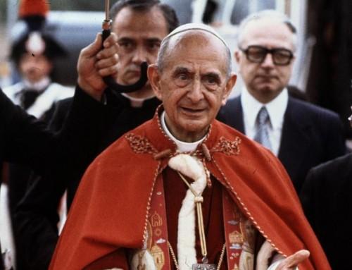 """Papa Paolo VI: """"è necessario avere la massima cura di non intaccare gli insegnamenti della dottrina cristiana"""""""