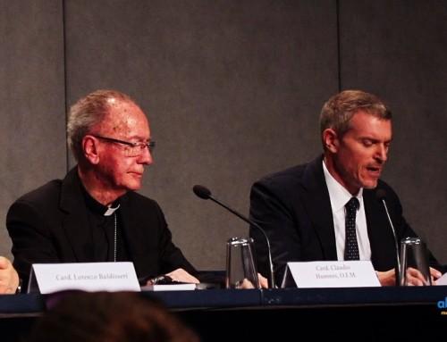 Conferenza Stampa di presentazione del Sinodo Amazzonico: l'Instrumentum Laboris è la base per una discussione, non un testo magisteriale.