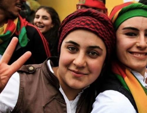 Fermiamo subito lo sterminio del popolo curdo da parte della Turchia!