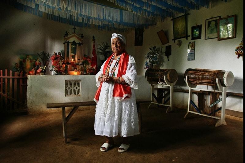Guaritrice amazzonica (fonte: Vaudou Aze da Pinterest)