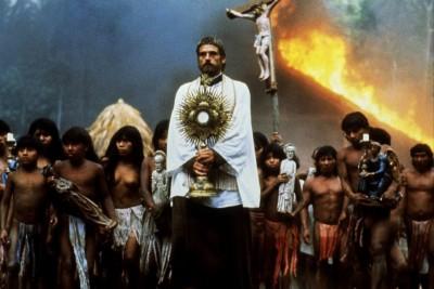 Mission - (foto dal film di Roland Joffè del 1985)