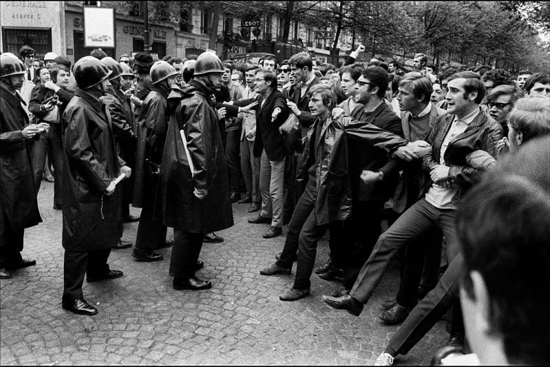 Manifestazioni del 1968