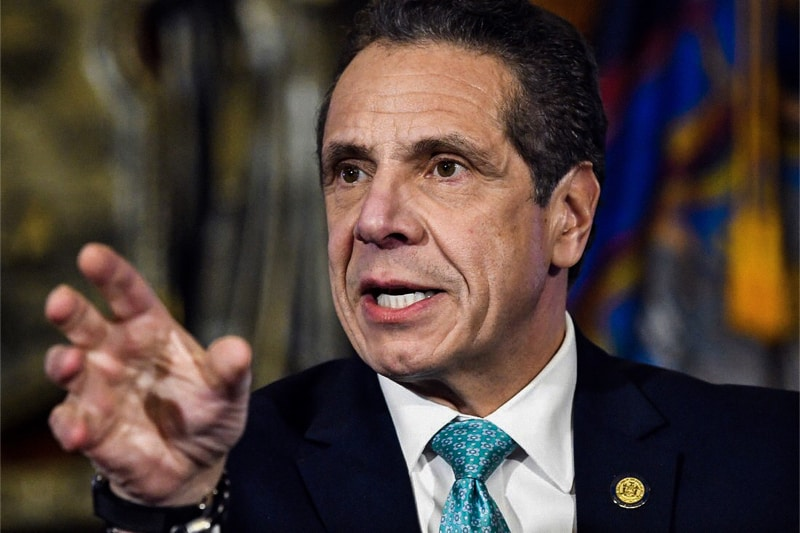 Andrew Cuomo, Governatore dello Stato di New York (USA)