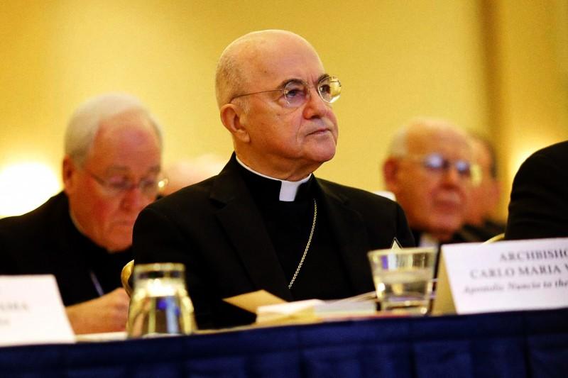 Arcivescovo Carlo Maria Viganò
