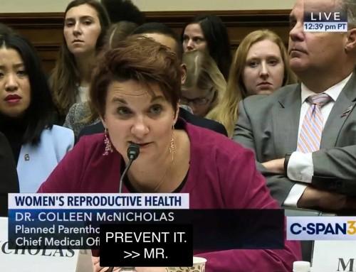 """Video, McNicholas: """"L'aborto è morale! È importante! È assistenza sanitaria!"""""""