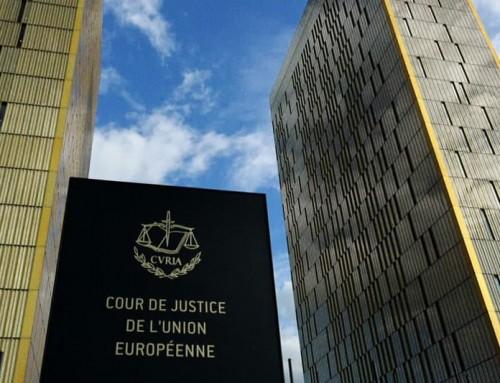 La Corte di Giustizia dell'Unione Europea limita la libertà di espressione