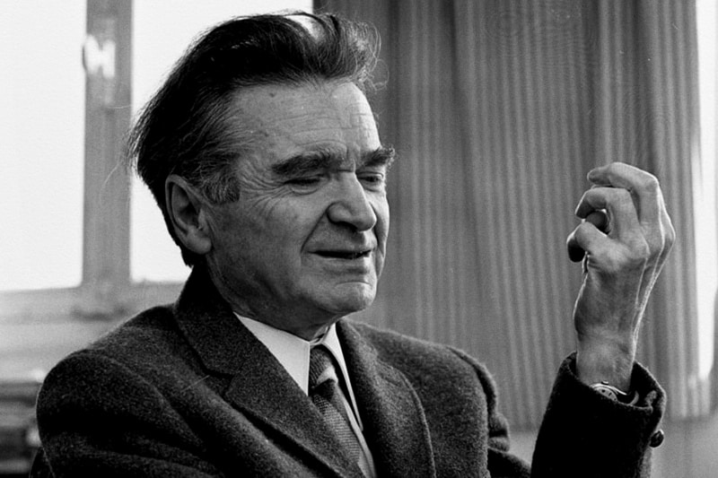 Emil Cioran, filosofo rumeno